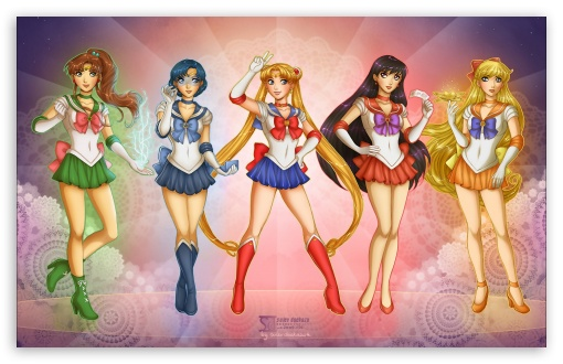 Sailor Scouts HD wallpaper for Wide 16:10 5:3 Widescreen WHXGA WQXGA WUXGA WXGA WGA ; HD 16:9 High Definition WQHD QWXGA 1080p 900p 720p QHD nHD ; Standard 3:2 Fullscreen DVGA HVGA HQVGA devices ( Apple PowerBook G4 iPhone 4 3G 3GS iPod Touch ) ; Mobile 5:3 3:2 16:9 - WGA DVGA HVGA HQVGA devices ( Apple PowerBook G4 iPhone 4 3G 3GS iPod Touch ) WQHD QWXGA 1080p 900p 720p QHD nHD ;
