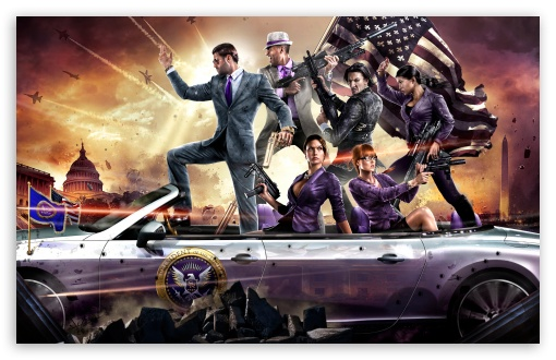 Saints Row IV Video Game HD wallpaper for Wide 16:10 5:3 Widescreen WHXGA WQXGA WUXGA WXGA WGA ; HD 16:9 High Definition WQHD QWXGA 1080p 900p 720p QHD nHD ; Standard 4:3 5:4 3:2 Fullscreen UXGA XGA SVGA QSXGA SXGA DVGA HVGA HQVGA devices ( Apple PowerBook G4 iPhone 4 3G 3GS iPod Touch ) ; iPad 1/2/Mini ; Mobile 4:3 5:3 3:2 16:9 5:4 - UXGA XGA SVGA WGA DVGA HVGA HQVGA devices ( Apple PowerBook G4 iPhone 4 3G 3GS iPod Touch ) WQHD QWXGA 1080p 900p 720p QHD nHD QSXGA SXGA ;