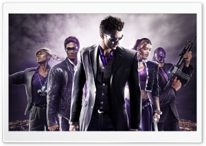 Saints Row The Third HD Wide Wallpaper for 4K UHD Widescreen desktop & smartphone