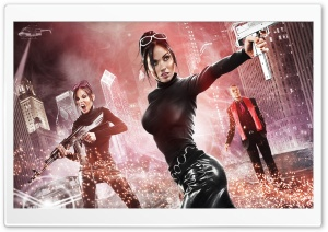 Saints Row The Third, Gang Operations HD Wide Wallpaper for Widescreen