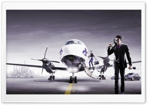 Saints Row The Third Private Jet HD Wide Wallpaper for Widescreen