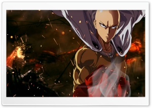 Saitama HD Wide Wallpaper for Widescreen