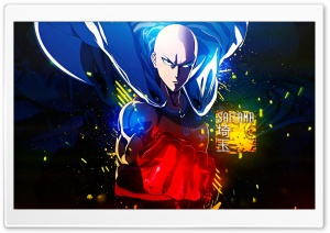 SAITAMA ONE PUNCH MAN HD Wide Wallpaper for 4K UHD Widescreen desktop & smartphone