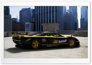 Saleen Race HD Wide Wallpaper for Widescreen