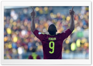 Salomon Rondon HD Wide Wallpaper for Widescreen