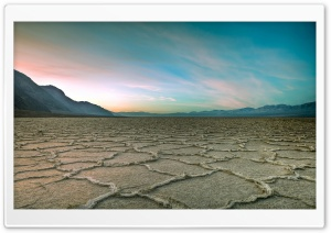 Salt Desert HD Wide Wallpaper for Widescreen
