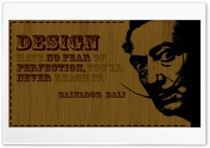 Salvador_Dali HD Wide Wallpaper for Widescreen
