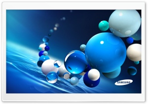 Samsung Chronos HD Wide Wallpaper for Widescreen