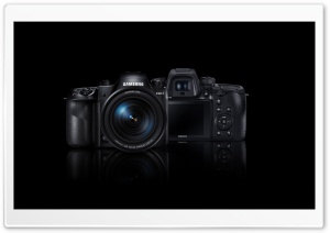 Samsung NX1 Camera HD Wide Wallpaper for 4K UHD Widescreen desktop & smartphone