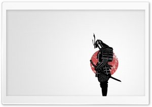 Samurai HD Wide Wallpaper for Widescreen