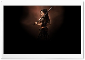 Samurai Sword HD Wide Wallpaper for Widescreen