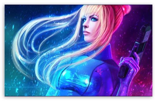 Metroid 4K HD Desktop Wallpaper For 4K Ultra