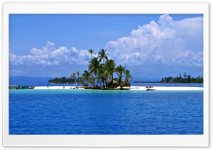 San Blas Islands HD Wide Wallpaper for Widescreen