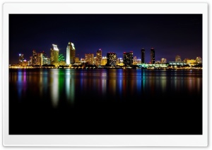 San Diego HD Wide Wallpaper for Widescreen
