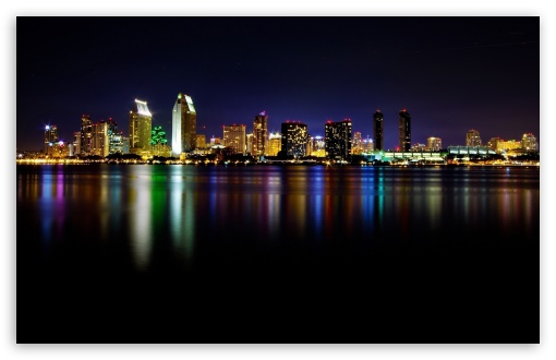 San Diego 4K HD Desktop Wallpaper For 4K Ultra HD TV