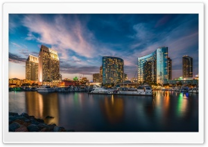 San Diego HD Wide Wallpaper for 4K UHD Widescreen desktop & smartphone