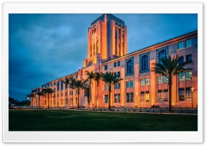 San Diego Administration Building HD Wide Wallpaper for 4K UHD Widescreen desktop & smartphone