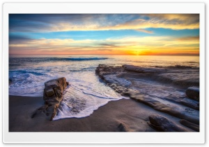 San Diego Beach Beautiful Ultra HD Wallpaper for 4K UHD Widescreen desktop, tablet & smartphone