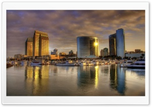 San Diego, California HD Wide Wallpaper for Widescreen