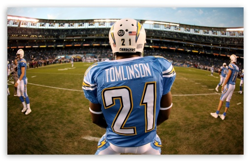 San Diego Chargers   LaDainian Tomlinson ❤ 4K UHD Wallpaper for Wide 16:10 5:3 Widescreen WHXGA WQXGA WUXGA WXGA WGA ; 4K UHD 16:9 Ultra High Definition 2160p 1440p 1080p 900p 720p ; UHD 16:9 2160p 1440p 1080p 900p 720p ; Standard 3:2 Fullscreen DVGA HVGA HQVGA ( Apple PowerBook G4 iPhone 4 3G 3GS iPod Touch ) ; Tablet 1:1 ; iPad 1/2/Mini ; Mobile 4:3 5:3 3:2 16:9 - UXGA XGA SVGA WGA DVGA HVGA HQVGA ( Apple PowerBook G4 iPhone 4 3G 3GS iPod Touch ) 2160p 1440p 1080p 900p 720p ;