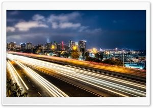 San Diego Cityscape HD Wide Wallpaper for Widescreen
