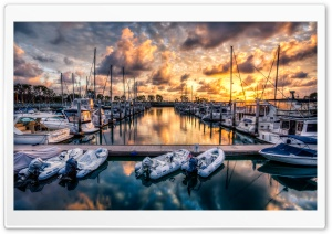 San Diego Harbor HD Wide Wallpaper for Widescreen