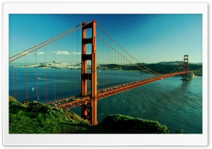 San Francisco HD Wide Wallpaper for Widescreen