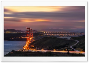 San Francisco HD Wide Wallpaper for 4K UHD Widescreen desktop & smartphone
