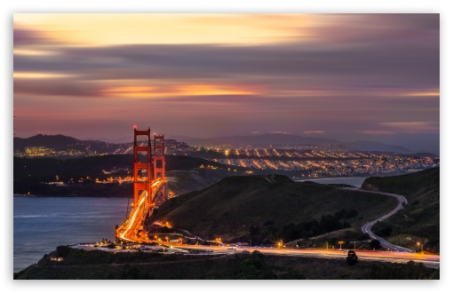 San Francisco Ultra Hd Desktop Background Wallpaper For Multi Display Dual Monitor Tablet Smartphone