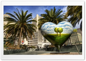 San Francisco, California HD Wide Wallpaper for Widescreen