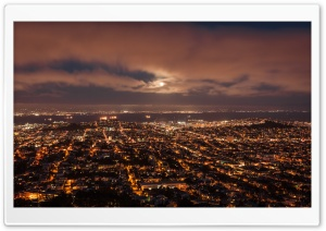 San Francisco Panorama Ultra HD Wallpaper for 4K UHD Widescreen desktop, tablet & smartphone