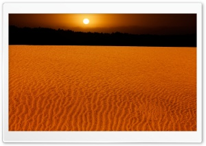 Sand Dunes Miramar Argentina HD Wide Wallpaper for Widescreen