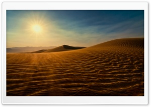 Sand Wind HD Wide Wallpaper for Widescreen