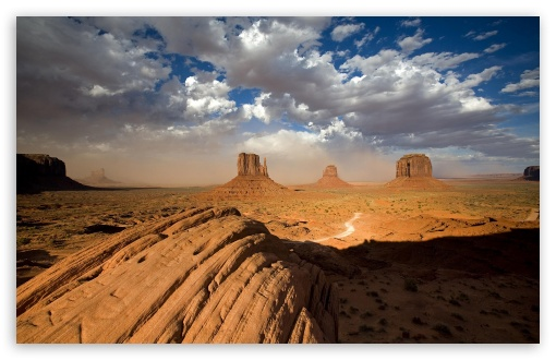 Sandstorm In Monument Valley Utah HD wallpaper for Wide 16:10 5:3 Widescreen WHXGA WQXGA WUXGA WXGA WGA ; HD 16:9 High Definition WQHD QWXGA 1080p 900p 720p QHD nHD ; Standard 4:3 5:4 3:2 Fullscreen UXGA XGA SVGA QSXGA SXGA DVGA HVGA HQVGA devices ( Apple PowerBook G4 iPhone 4 3G 3GS iPod Touch ) ; Tablet 1:1 ; iPad 1/2/Mini ; Mobile 4:3 5:3 3:2 16:9 5:4 - UXGA XGA SVGA WGA DVGA HVGA HQVGA devices ( Apple PowerBook G4 iPhone 4 3G 3GS iPod Touch ) WQHD QWXGA 1080p 900p 720p QHD nHD QSXGA SXGA ;