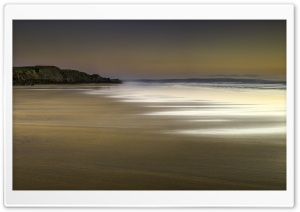 Sandymouth Beach Cornwall Ultra HD Wallpaper for 4K UHD Widescreen desktop, tablet & smartphone