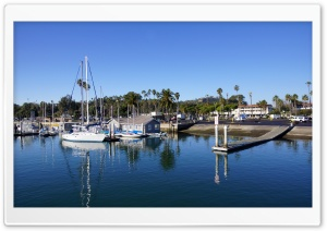 Santa Barbara HD Wide Wallpaper for 4K UHD Widescreen desktop & smartphone