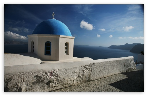 Santorini Church HD wallpaper for Wide 16:10 5:3 Widescreen WHXGA WQXGA WUXGA WXGA WGA ; HD 16:9 High Definition WQHD QWXGA 1080p 900p 720p QHD nHD ; Standard 4:3 5:4 3:2 Fullscreen UXGA XGA SVGA QSXGA SXGA DVGA HVGA HQVGA devices ( Apple PowerBook G4 iPhone 4 3G 3GS iPod Touch ) ; Tablet 1:1 ; iPad 1/2/Mini ; Mobile 4:3 5:3 3:2 16:9 5:4 - UXGA XGA SVGA WGA DVGA HVGA HQVGA devices ( Apple PowerBook G4 iPhone 4 3G 3GS iPod Touch ) WQHD QWXGA 1080p 900p 720p QHD nHD QSXGA SXGA ;