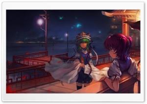 Sanzu River Touhou HD Wide Wallpaper for Widescreen
