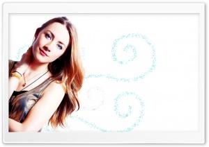 Saoirse Ronan Ultra HD Wallpaper for 4K UHD Widescreen desktop, tablet & smartphone