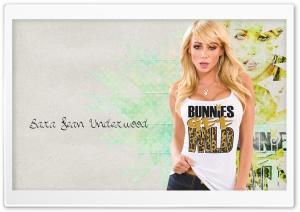 Sara Jean Underwood HD Wide Wallpaper for Widescreen