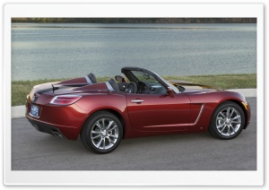 Saturn Sky Turbo 1 HD Wide Wallpaper for Widescreen
