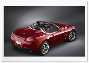 Saturn Sky Turbo 2 HD Wide Wallpaper for Widescreen
