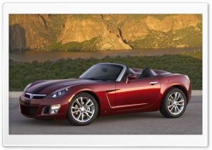 Saturn Sky Turbo 3 HD Wide Wallpaper for Widescreen