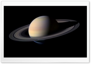 Saturno HD Wide Wallpaper for Widescreen