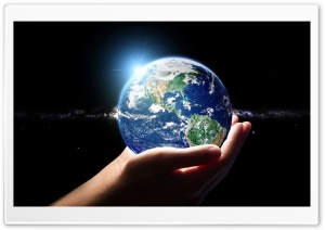Save Earth from Global Warming HD Wide Wallpaper for Widescreen