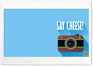Say Cheese HD Wide Wallpaper for Widescreen