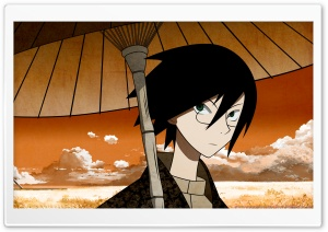 Sayonara, Zetsubou Sensei Nozomu Itoshiki HD Wide Wallpaper for 4K UHD Widescreen desktop & smartphone