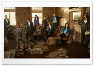 Scandal TV Show Cast HD Wide Wallpaper for Widescreen