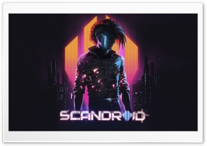 Scandroid - Klayton Celldweller HD Wide Wallpaper for Widescreen