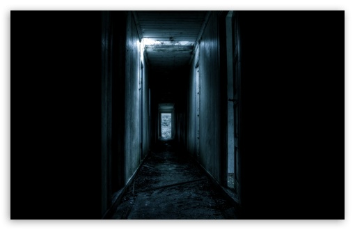 Scary corridor hd wallpaper for standard 4 3 5 4 fullscreen uxga xga